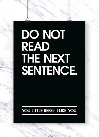 Little Rebel Luxe Art Print