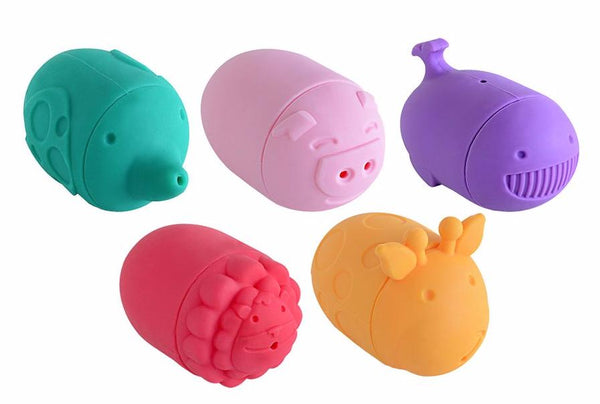Squirting Mold Free Bath Toys