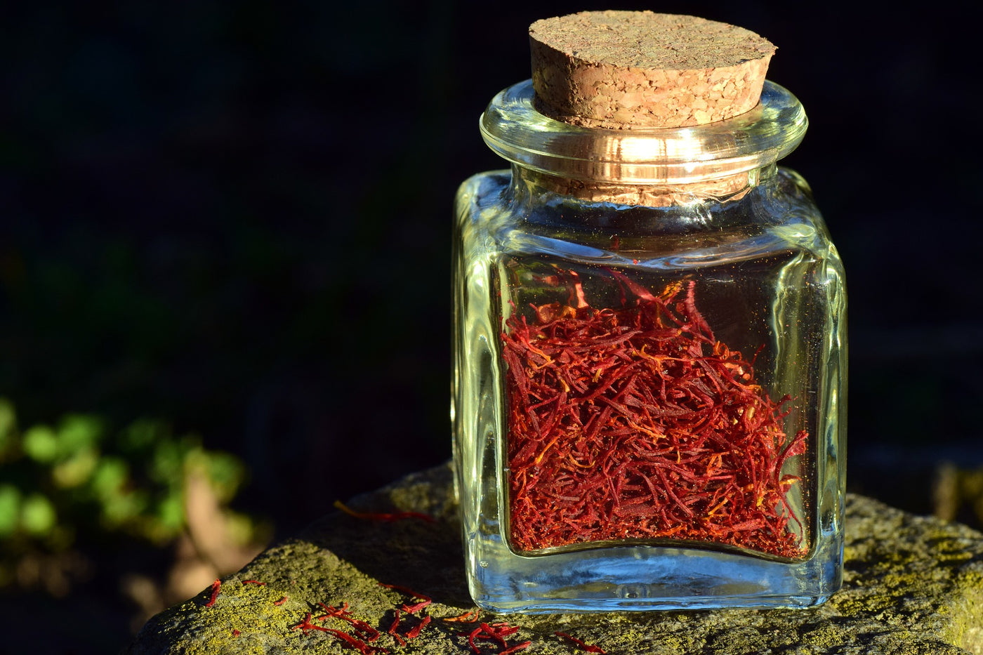 Saffron: A Treat for the Taste Buds, an Even Better One for the Mind