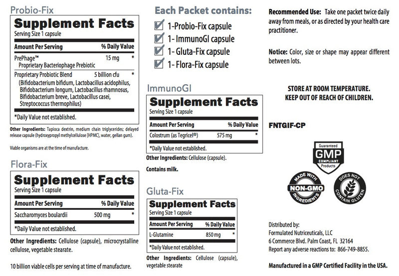 Fibro-Fix GI Packets