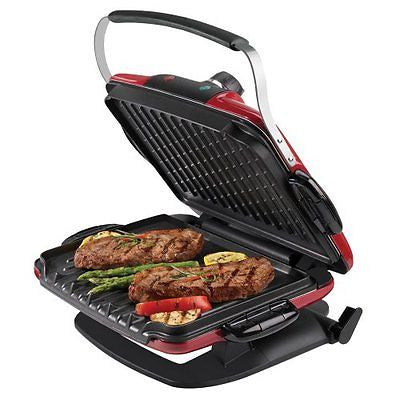 Contact Grills George Foreman GRP90WGR Party BBQ Roast Cooking Meat Food Tool