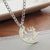 Buck & Doe Coin Necklace Offer