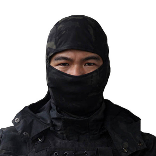 Tactical Quick Dry Hood Full Face Mask