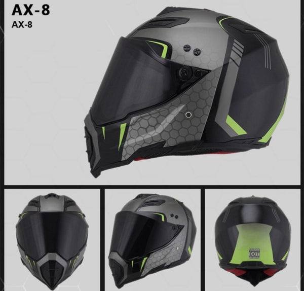 Professional Motocross Off Road Helmets