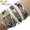 Nautical Multi-layer Cord Bracelet