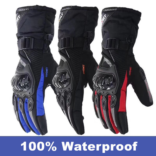 2017 Touch Screen 100% waterproof gloves