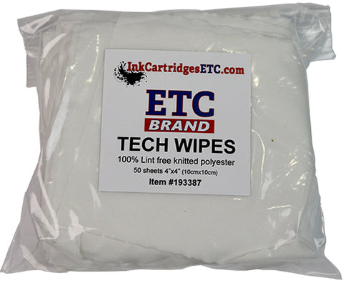 ETC Brand Tech Wipes