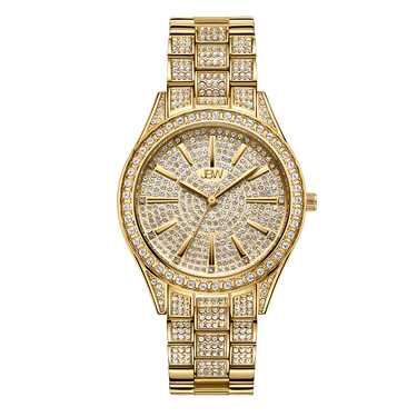 JBW Watches - Pre-Order: Cristal 34 | J6383A (Estimated Ship Date: April 19, 2021)