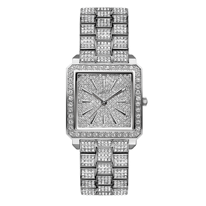 1 Jbw Cristal Square 28 J6386c Stainless Steel Diamond Watch Front_709248b4 36e4 419a A7b1 8e9314d374c8