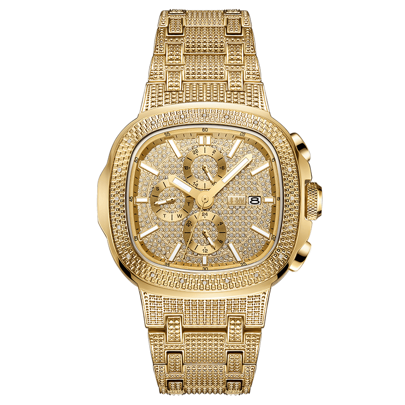 1 Jbw Heist J6380a Gold Diamond Watch Front_be2c2880 Dfff 4df5 A62f 5a264924575b