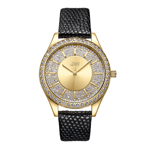 1-jbw-mondrian-j6367-10a-gold-diamond-watch-black-leather-front