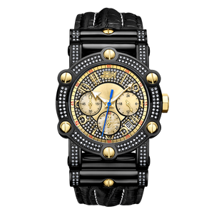 1-jbw-phantom-jb-6215-10b-two-tone-gold-black-ion-black-leather-diamond-watch-front
