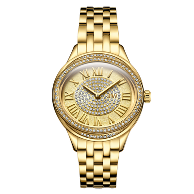 1-jbw-plaza-j6366b-gold-diamond-watch-gold-leather-band-set-front