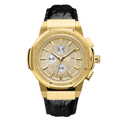 JBW Watches - Saxon 10 YR | JB-6101L-10A-GB Second Chance (Grade B)
