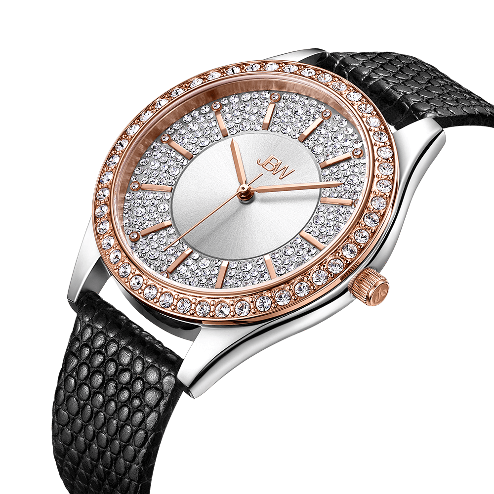 2-jbw-mondrian-j6367-10c-two-tone-rose-gold-stainless-steel-diamond-watch-black-leather-band-angle