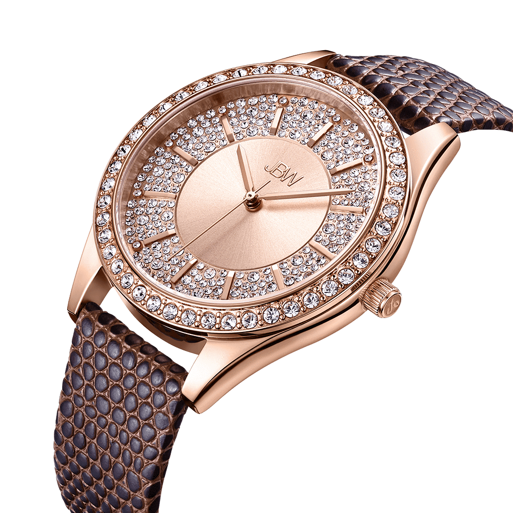 2-jbw-mondrian-j6367-10d-rose-gold-diamond-watch-brown-leather-band-angle