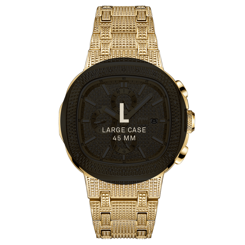 7 Jbw Heist J6380a Gold Diamond Watch Size Fit_f606302b 7a34 4b34 99d8 Aae1d2b3b787
