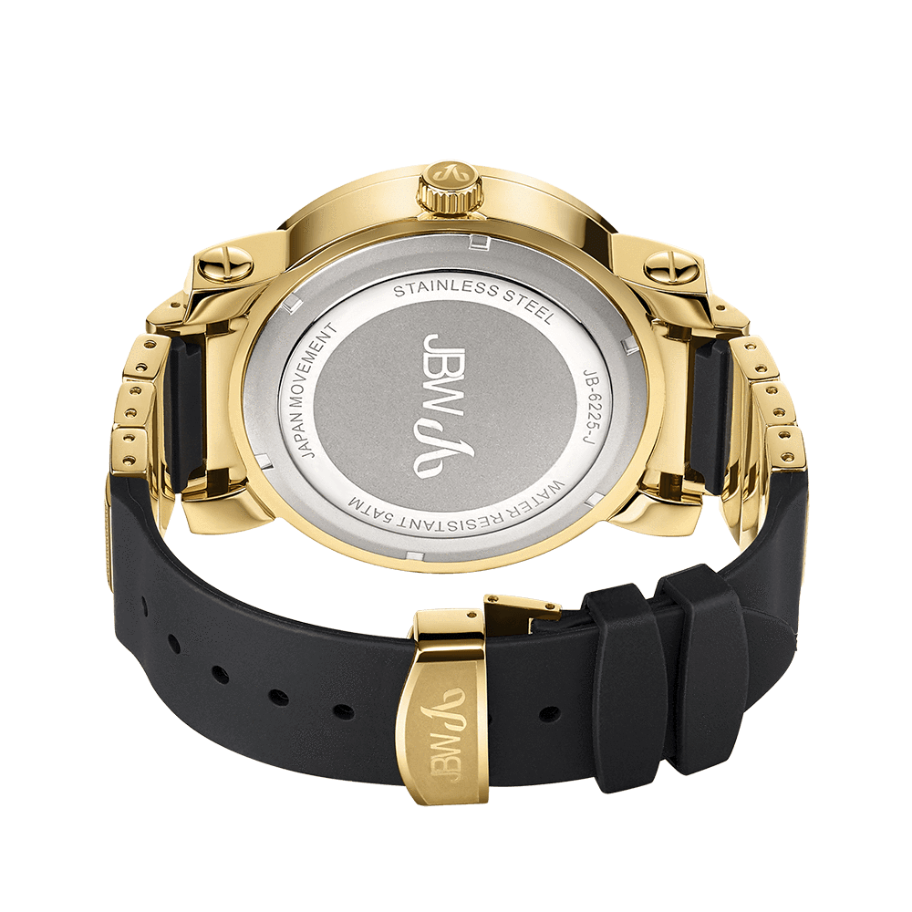 jbw-562-jb-6225-j-gold-black-silicone-diamond-watch-back