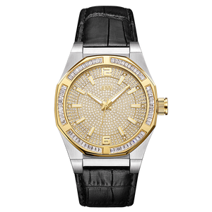 jbw-apollo-j6350e-two-tone-gold-black-leather-diamond-watch-front