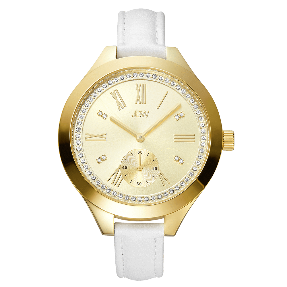 jbw-aria-j6309a-gold-white-leather-diamond-watch-front