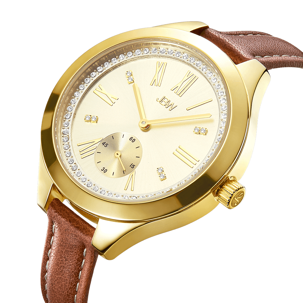 jbw-aria-j6309b-gold-brown-leather-diamond-watch-angle
