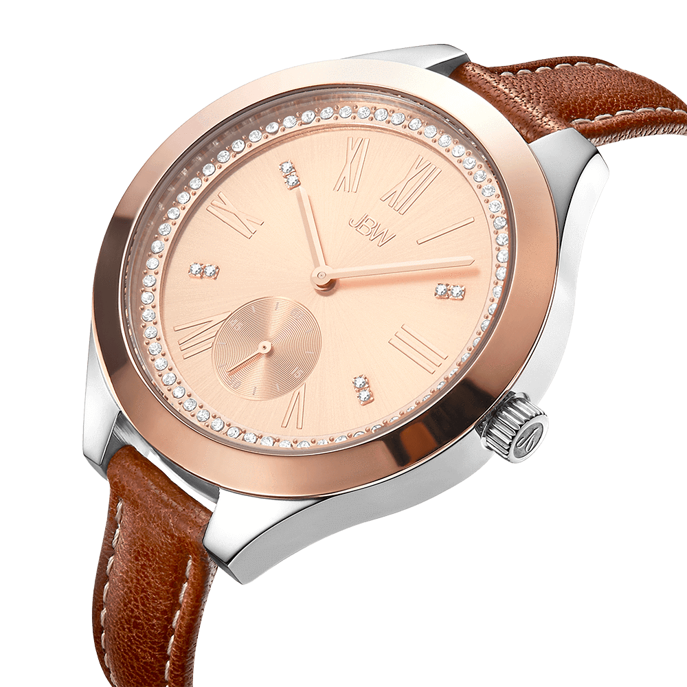 jbw-aria-j6309d-two-tone-stainless-steel-rosegold-brown-leather-diamond-watch-angle