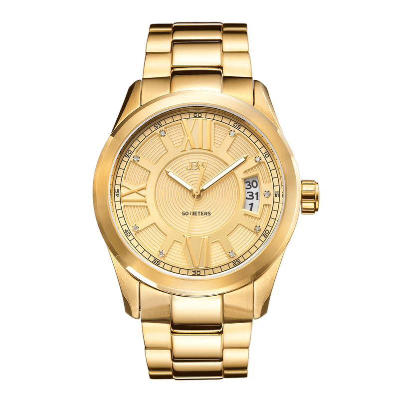jbw-bond-j6311a-gold-gold-diamond-watch-front