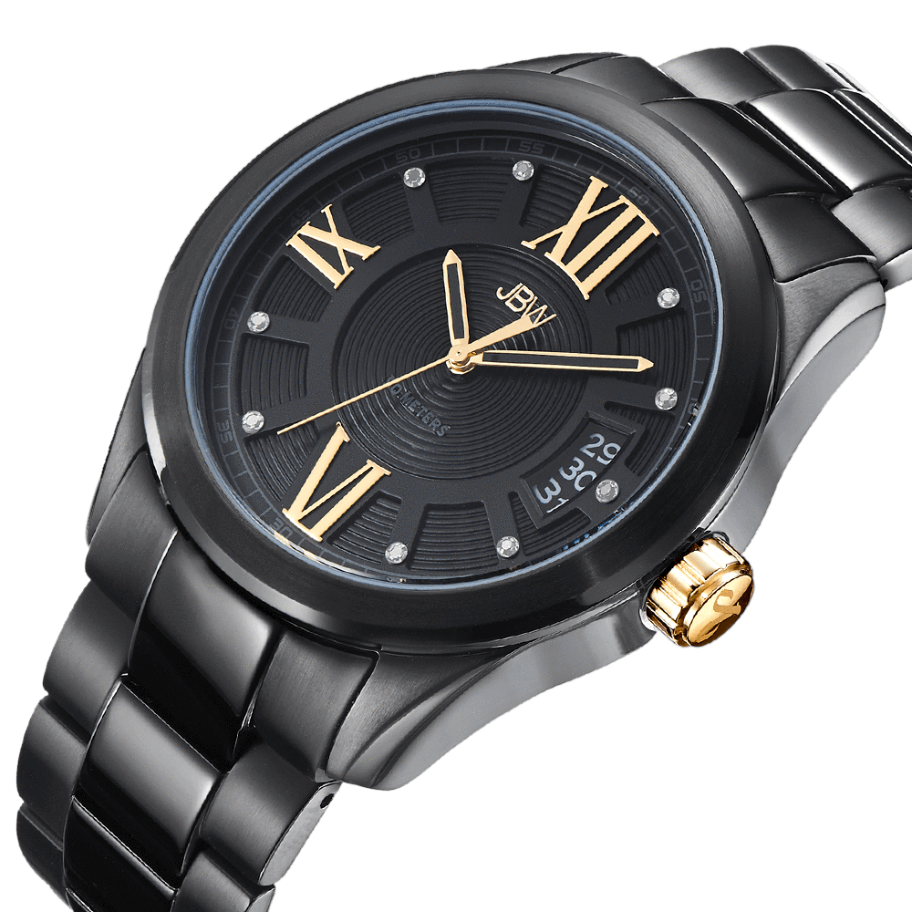 jbw-bond-j6311e-black-ion-gold-diamond-watch-angle