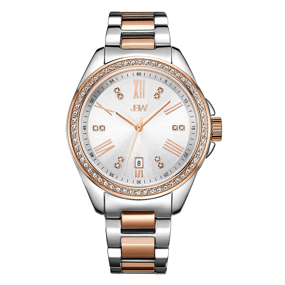 jbw-capri-j6340c-two-tone-stainless-steel-rosegold-diamond-watch-front