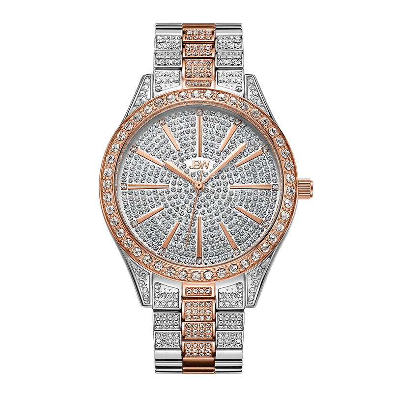 Jbw Cristal J6346e Two Tone Rose Gold Diamond Watch Front_5fec1590 32d2 4e50 8e94 87b9bf9dc5d5