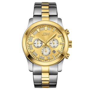 Jbw Delano Jb 6218 C Two Tone Stainless Steel Gold Diamond Watch Front_3e254155 063a 42bf A34c 4c1620a26024