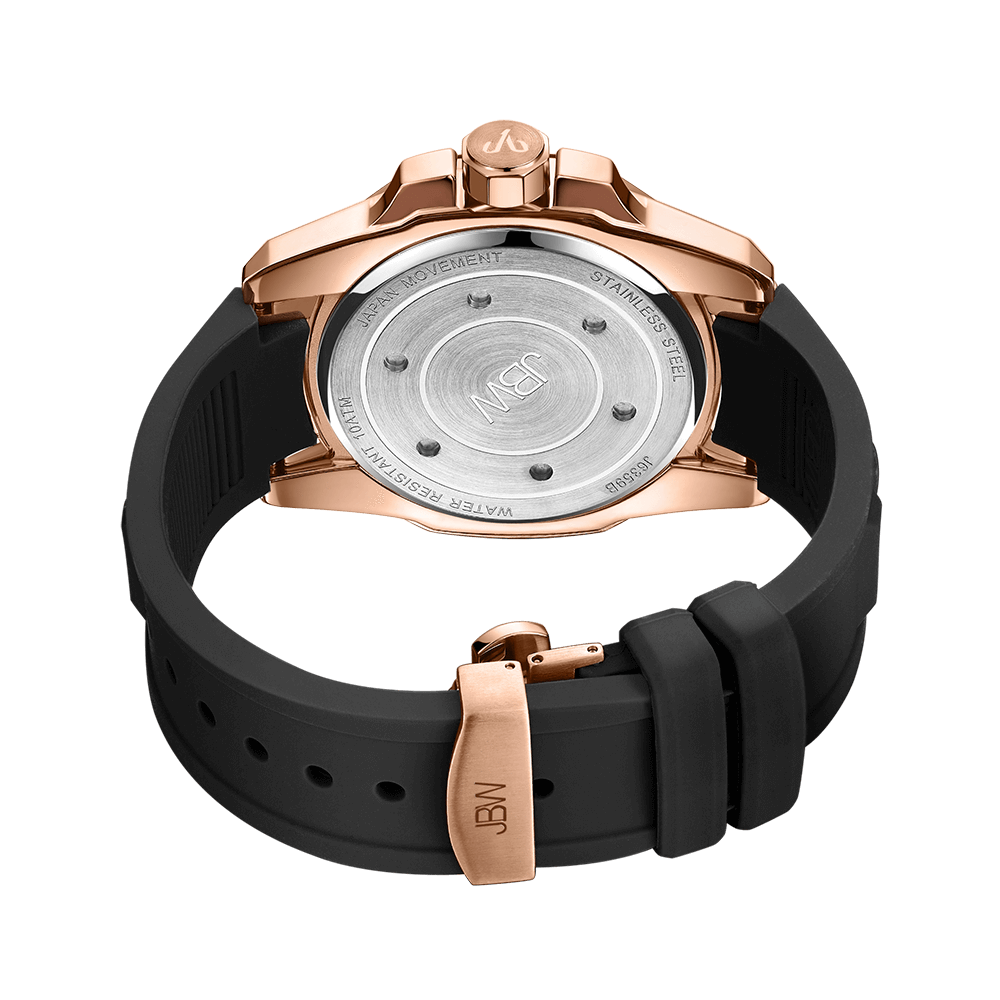 jbw-delmare-j6359b-rose-gold-black-silicone-diamond-watch-back