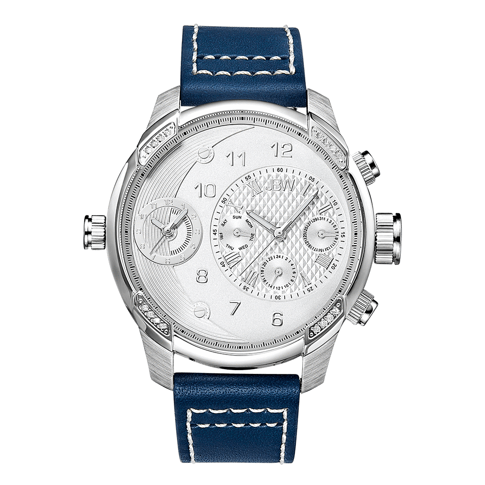 jbw-g3-j6325a-stainless-steel-blue-leather-diamond-watch-front