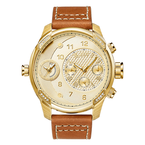 jbw-g3-j6325b-gold-brown-leather-diamond-watch-front