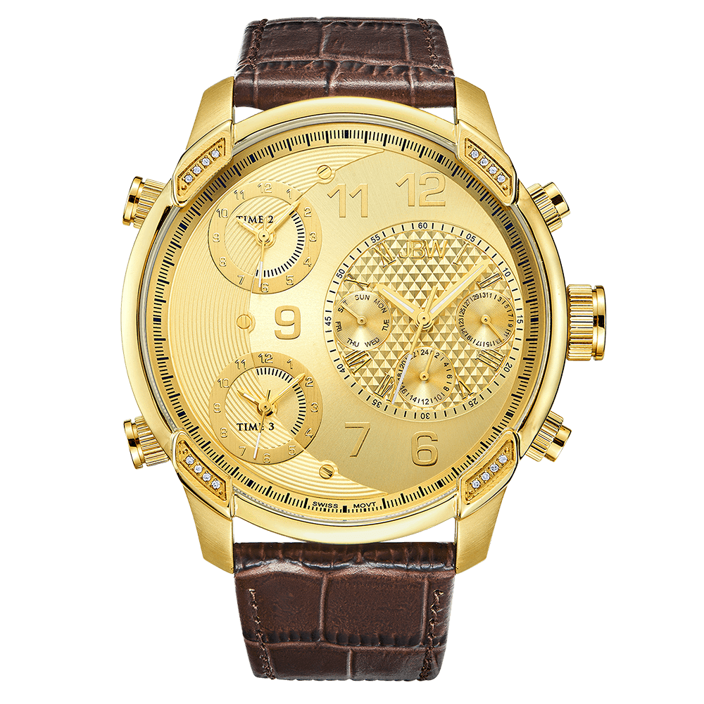 jbw-g4-j6248lr-gold-brown-leather-diamond-watch-front