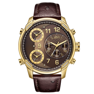 jbw-g4-j6353a-gold-brown-leather-diamond-exclusive-limited-watch-front