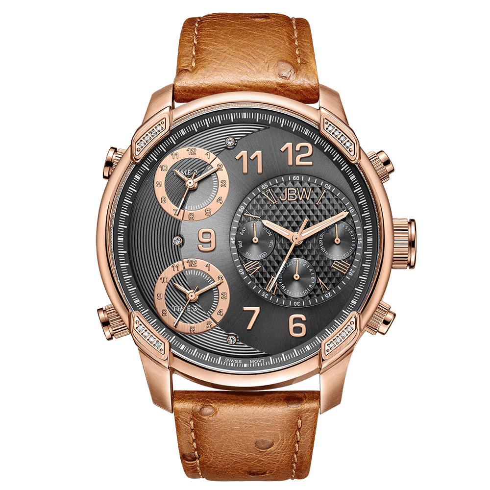 jbw-g4-j6353b-rose-gold-brown-leather-diamond-exclusive-limited-watch-front