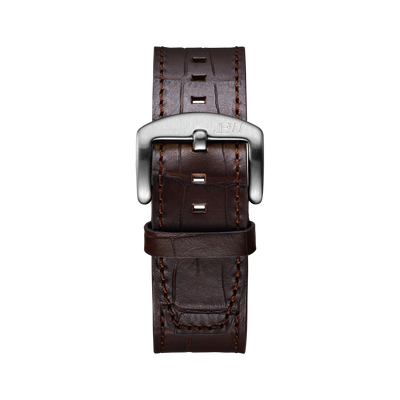 JBW Watches - 24MM BROWN STRAP