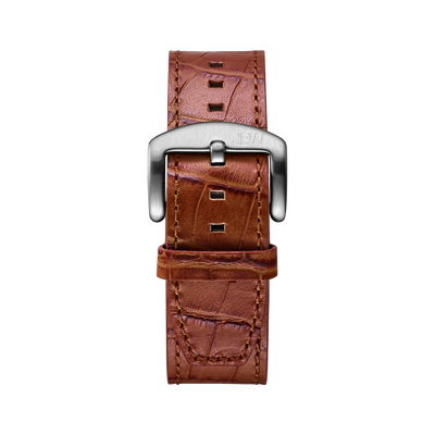 JBW Watches - 24MM LIGHT BROWN STRAP