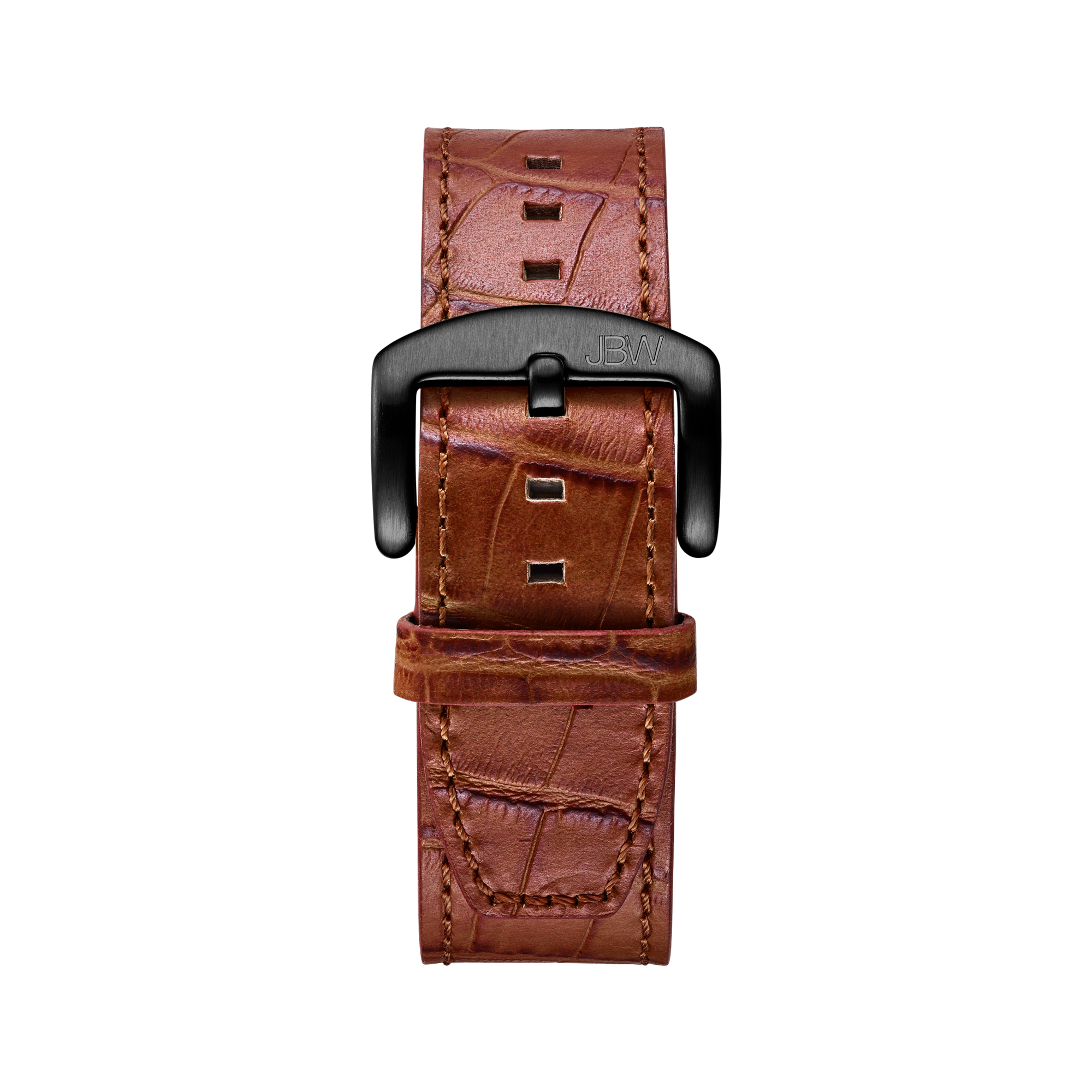 24MM LIGHT BROWN STRAP