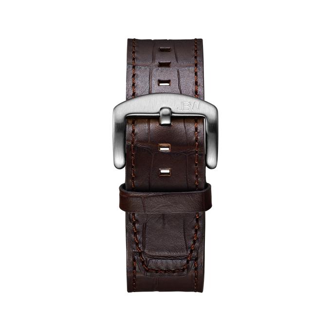 26MM BROWN STRAP