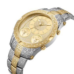 Jbw Jet Setter Iii J6348c Two Tone Stainless Steel Gold Diamond Watch Angle_6f4eb1bf F705 4848 9ba1 6df722166307