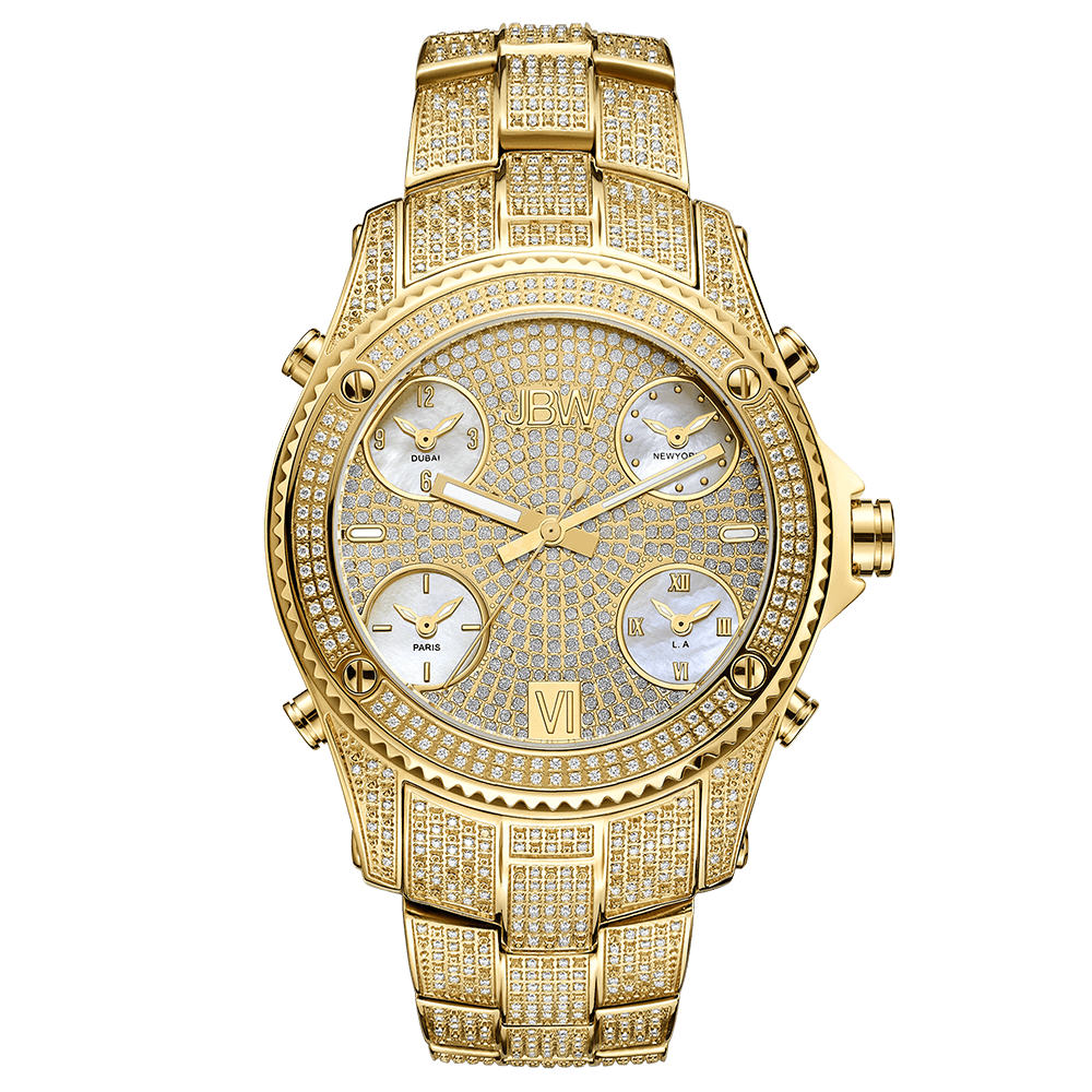 jbw-jet-setter-jb-6213-550-a-gold-diamond-watch-limited-edition-front