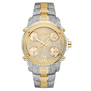 jbw-jet-setter-jb-6213-e-two-tone-stainless-steel-gold-diamond-watch-front