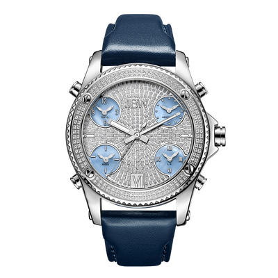 JBW Watches - Jet Setter | J6354B-GB Second Chance (Grade B)
