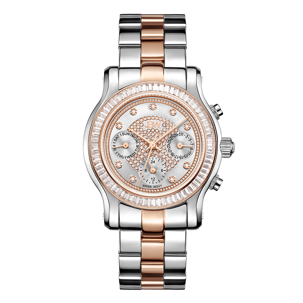 jbw-laurel-j6330d-two-tone-stainless-steel-rosegold-diamond-watch-front