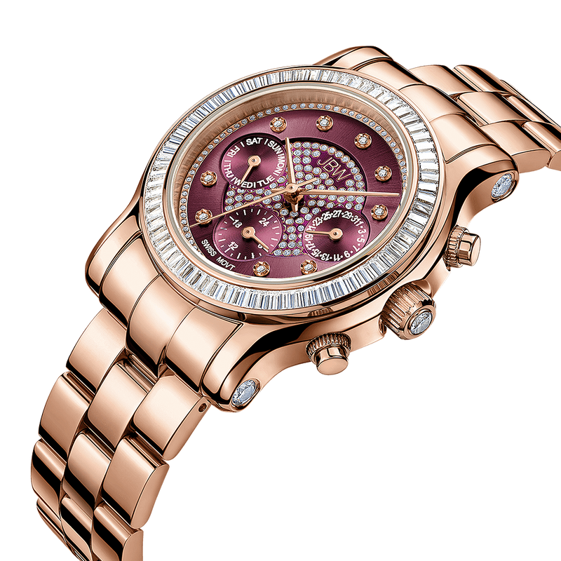 Jbw Laurel J6330g Rosegold Diamond Watch Angle_3630b0c2 Ac80 41b6 9b20 4776b455e3bb