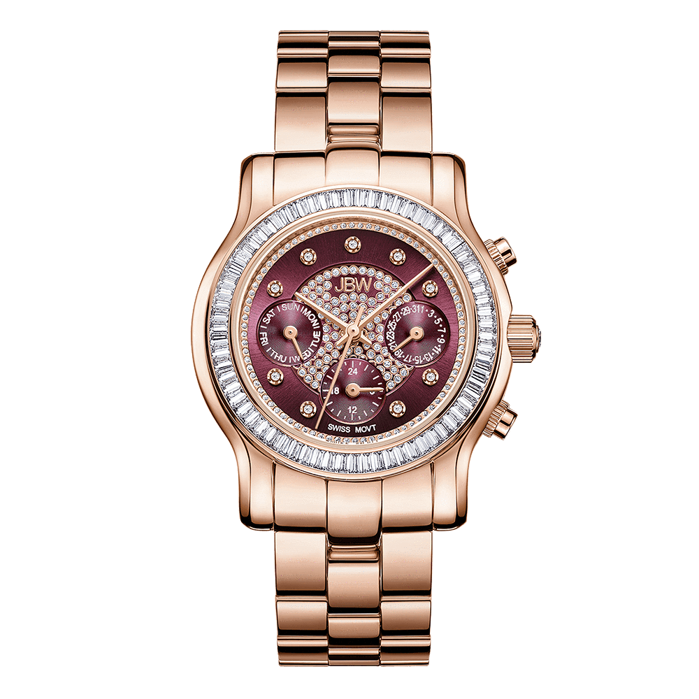 jbw-laurel-j6330g-rosegold-diamond-watch-front