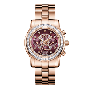 Jbw Laurel J6330g Rosegold Diamond Watch Front_cd39fd99 C14e 4413 A574 85ae77e83aef