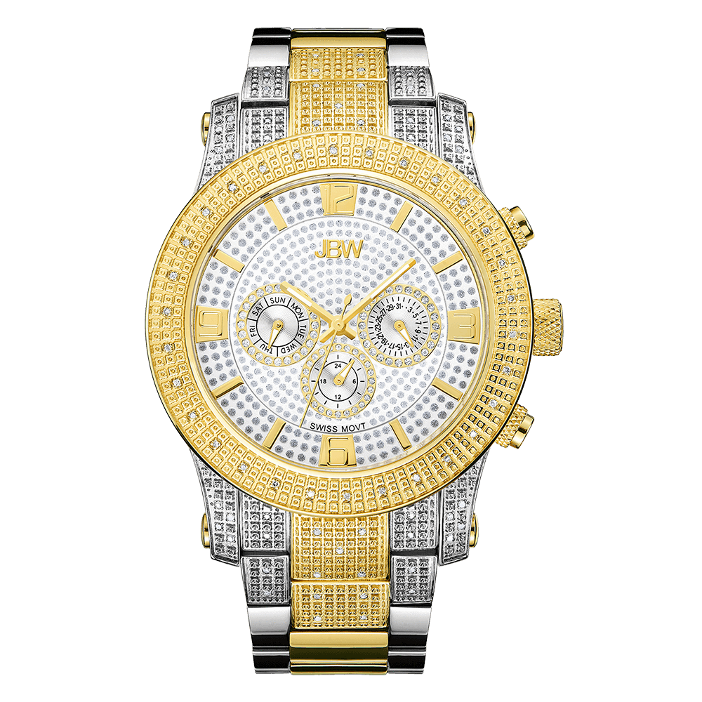 jbw-lynx-j6336d-two-tone-stainless-steel-gold-diamond-watch-front